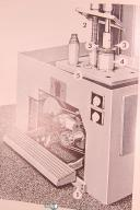 Aciera Type F5, Universal Milling Machine, Operation - Service & Parts Manual