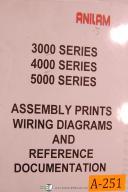 A 251A Anilam 3200MK 3300MK 3 4 5000 Series Assebmly Prints Wiring and Reference Manual anilam machinery manuals parts lists maintenance manual anilam crusader m wiring diagram at gsmportal.co