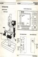 Acu-Rite MillPwr 3 Axis Operation & Programming Manual