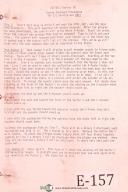 Eaton Leonard Bender, Vector I, Series III System Checkout Procedures Manual