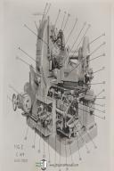"Gleason 15"", Spiral Bevel Gear Generator, Operations Manual Year (1931)"