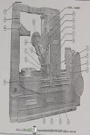 Gould Eberhardt Operators Instruciton 48H Universal Gear Hobbing Manual