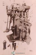 "Gleason 6"" Straight Bevel Gear Generator, Operations Manual Year (1941)"
