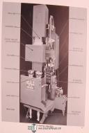 Heald Operator Parts Service Borematic Boring Machine Manual