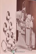 Heald Instruction Service Part List Style 81 Internal Centerless Grinding Manual