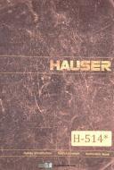 CBE66 /& 77 Electrolytic Chip Breaker Grinder Hammond CBE-257 Instruct Manual