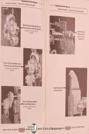 Kearney & Trecker Milwaukee Parking Brackets, Attachments Milling Machine Manual