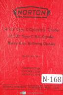 "Norton 14"", 16"" Type C, Cylindrical Hi-Swing Operation & Servicing Manual"