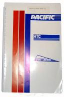 Pacific Hydraulic Shear Series R Manual