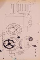 Speedmaster ERA Radial Drill Operators Instruction and Parts List Manual