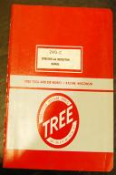 Tree 2VG-C Mill Operation/ Maintenance/Schematic Manual