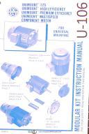 U.S. UniMount Modular Kit Instructions Manual