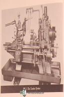 Warner & Swasey 2A Turret Lathe, M-510 Lot 12, Service and Parts Manual 1952