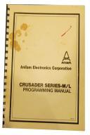 anilam crusader Series M L programming Manual anilam machinery manuals parts lists maintenance manual anilam crusader m wiring diagram at gsmportal.co