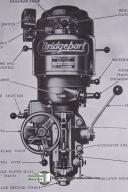 Bridgeport J-Head Operators Manual & Parts List (1966)