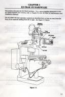 Bridgeport EZ-TRAK SX Programming & Operations Manual