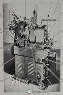 cincinnati no 2 ea om centerless grinder parts service manual