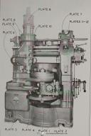 Fellows Type 6A Gear Shapers Machine Parts Lists Manual Year (1969)