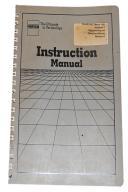 Hurco : Machinery Manuals   Parts Lists   Maintenance Manual