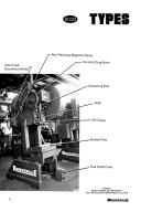 Rousselle Punch Press Instructions & Parts Manual