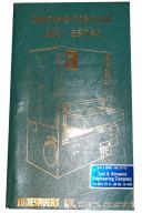 Timesavers Series 300 Operating & Servicing Manual