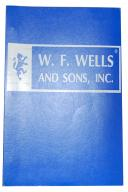 W.F. Wells F-15 Series I & II Operators Manual